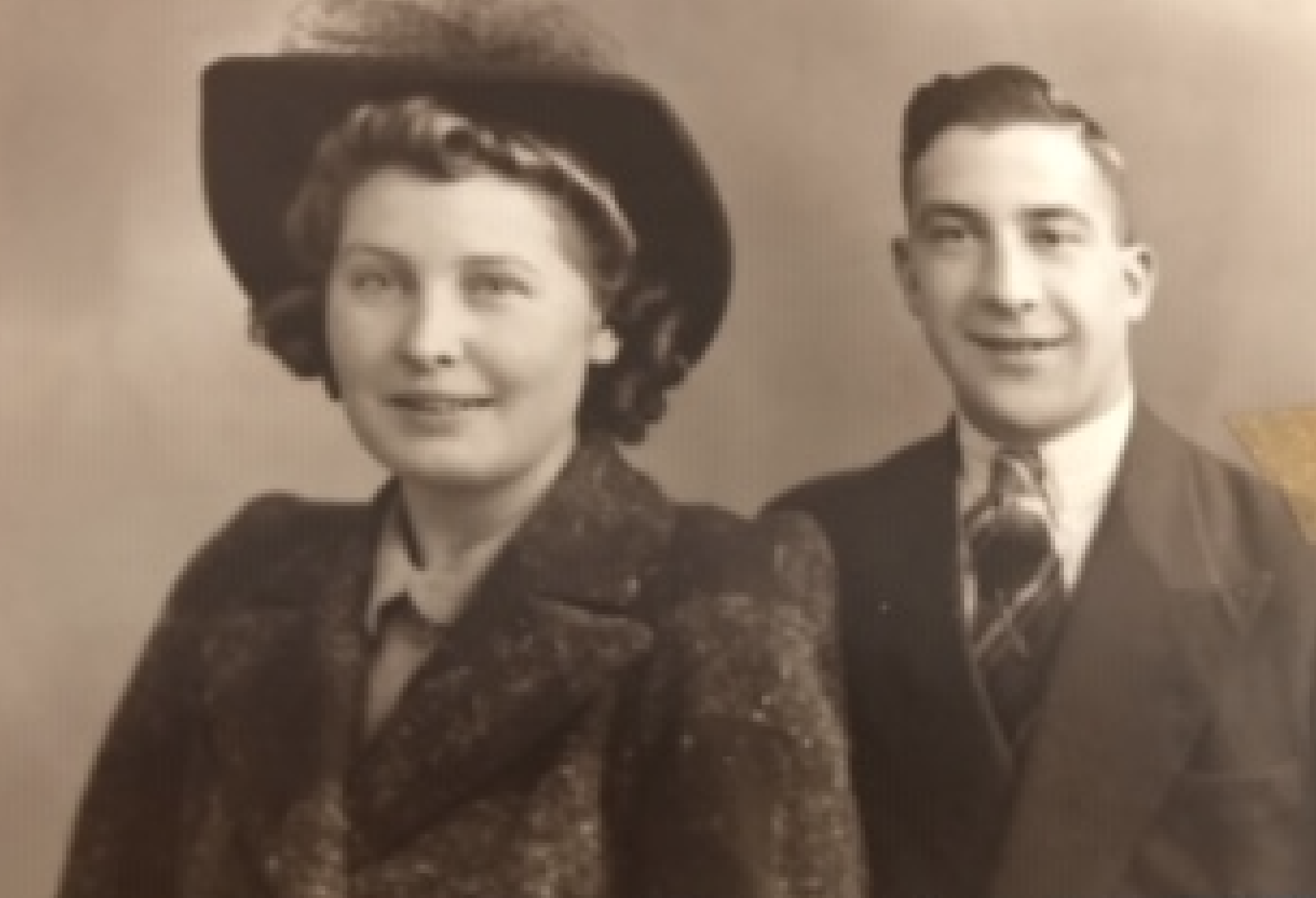 John and his wife Marjorie